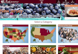 A to Z Food America