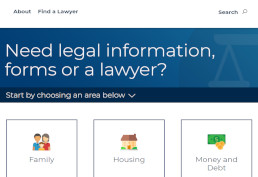 Ohio Legal Help screenshot