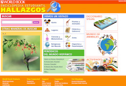 world book spanish screenshot